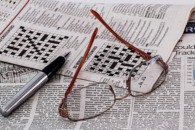Crossword puzzles- Amazing brain booster game