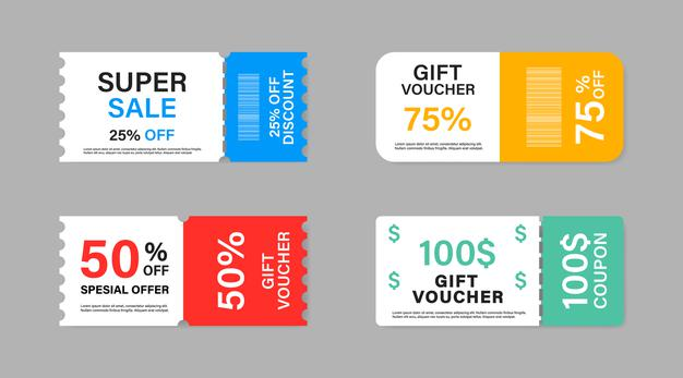 Ideas and different types of promotional code
